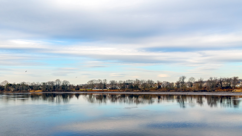 Rancocas Creek Panorama
