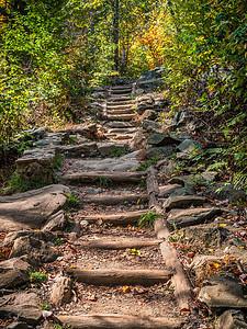 Rocky Trail Up