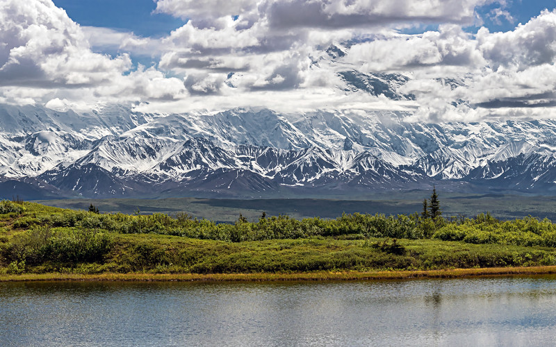 Denali Obscured