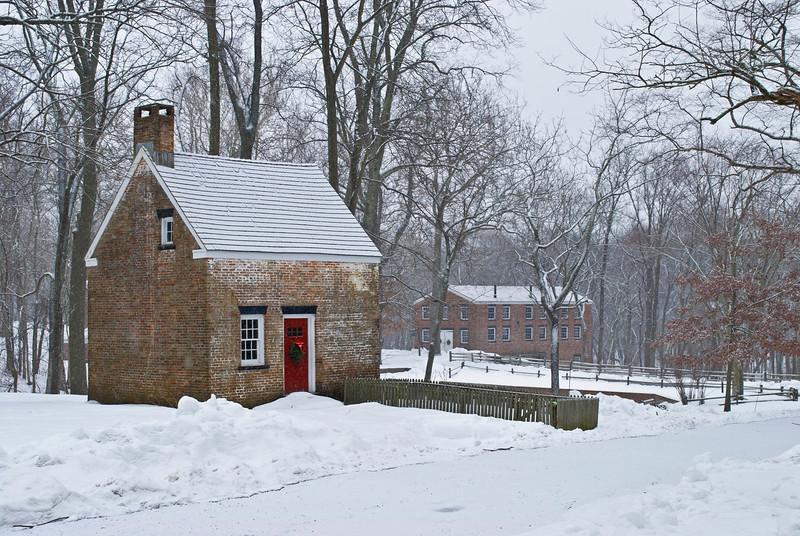 Winter Allaire Village
