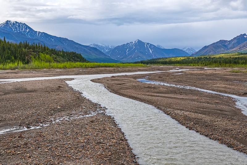 Denali Riverbed