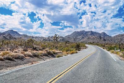 The Road Through Joshua