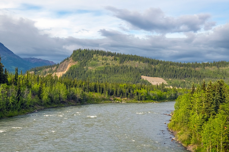 Scenic Nenana River