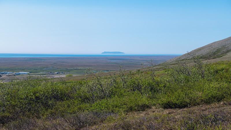 Sledge Island View