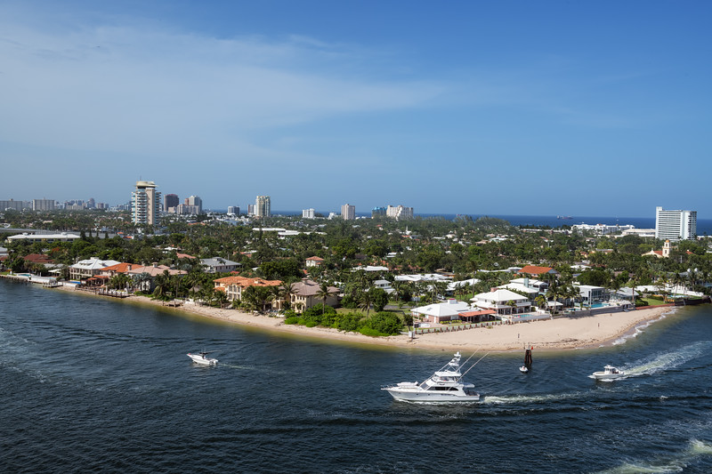 Fort Lauderdale Coastline