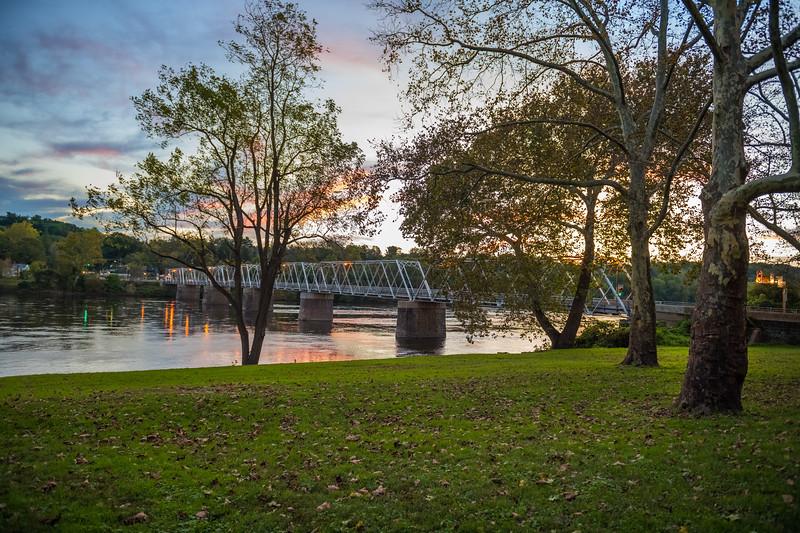 Sunrise Washington Crossing
