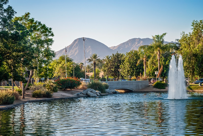Scenic Park Palm Springs