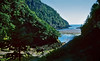 """Acadia Mountains"" vintage 1981 <br /> <br /> A slide photograph digitally converted taken in Acadia National Park, Summer 1981."