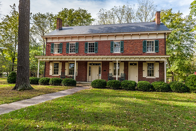 Erwin Stover House