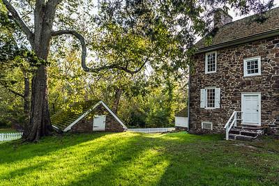 Historic Backyard