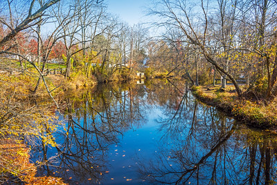 Rancocas Creek Reflections