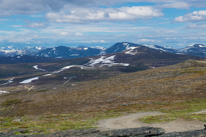 Nome Mountainside