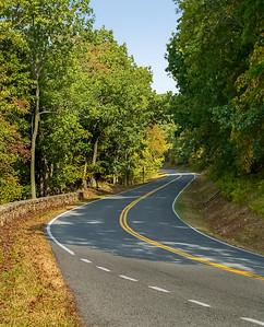 Shenandoah Country Road