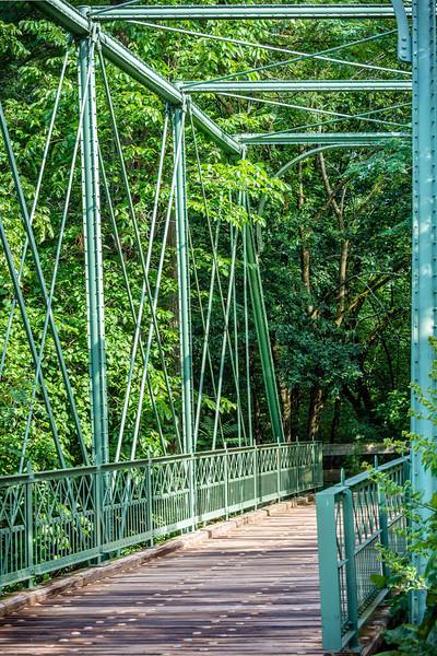 Raritan Greenway Bridge