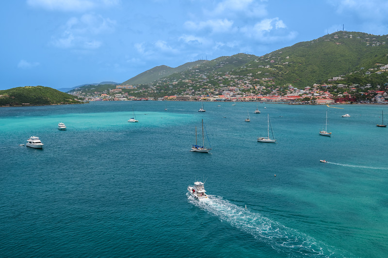 St Thomas Seascape