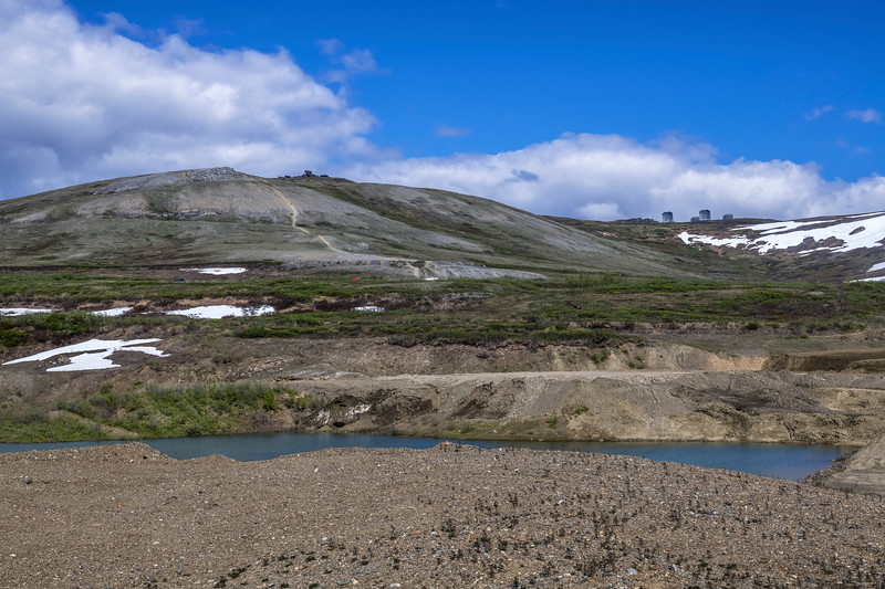 Nome Mining Landscape