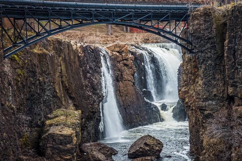 Great Falls and Arch Bridge