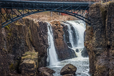 Great Falls and Arch Bridge