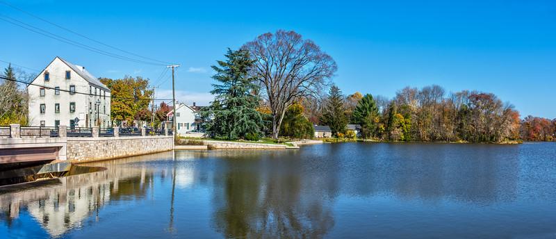 Allentown NJ Panorama