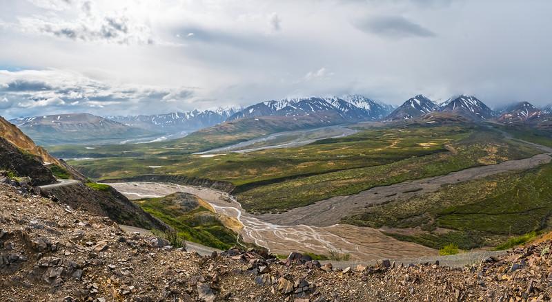 Denali Panorama