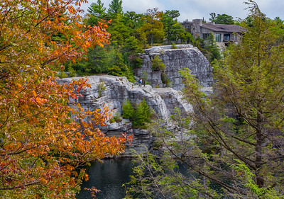 Cliffs of Minnewaska