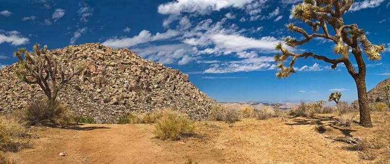 Desert Hills Panorama