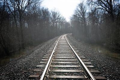 Mysterious Tracks