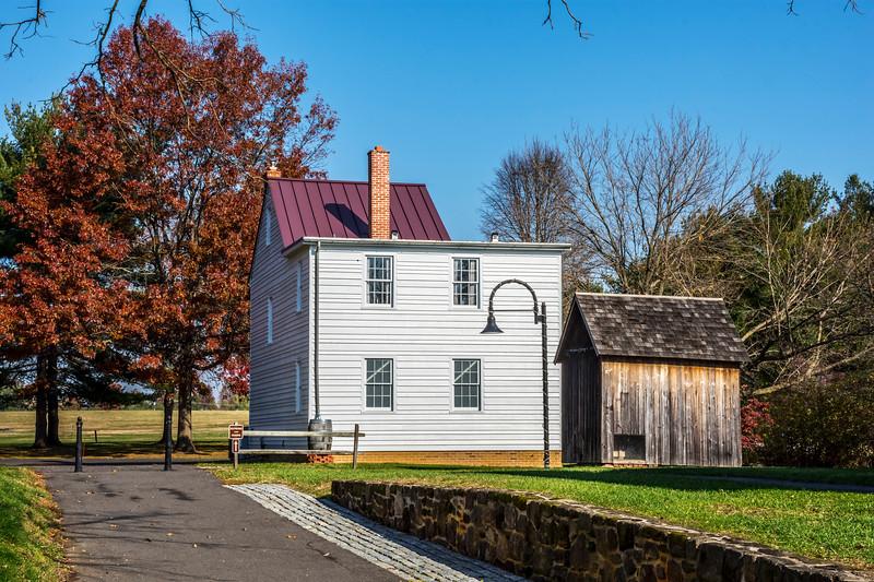 Historic Smithville Home
