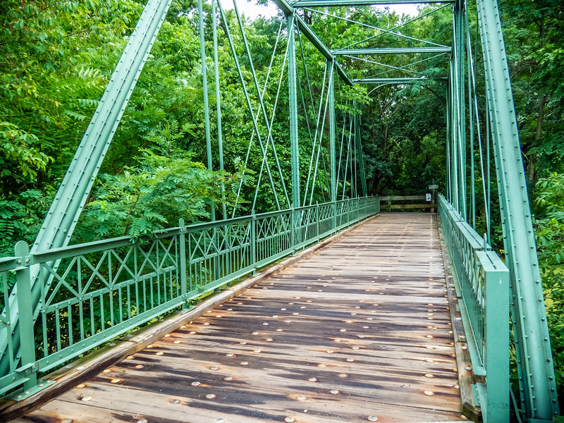 Hibernia Mine Railroad Bridge