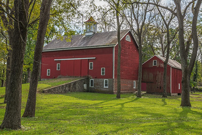 Historic Red Barn