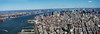 The Hudson and Manhattan