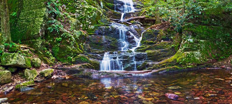Falls Pool Panorama