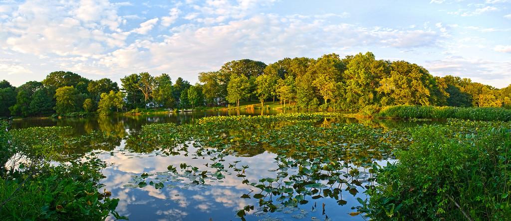 Park Pond Panorama