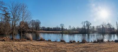 Heron Lake Panorama