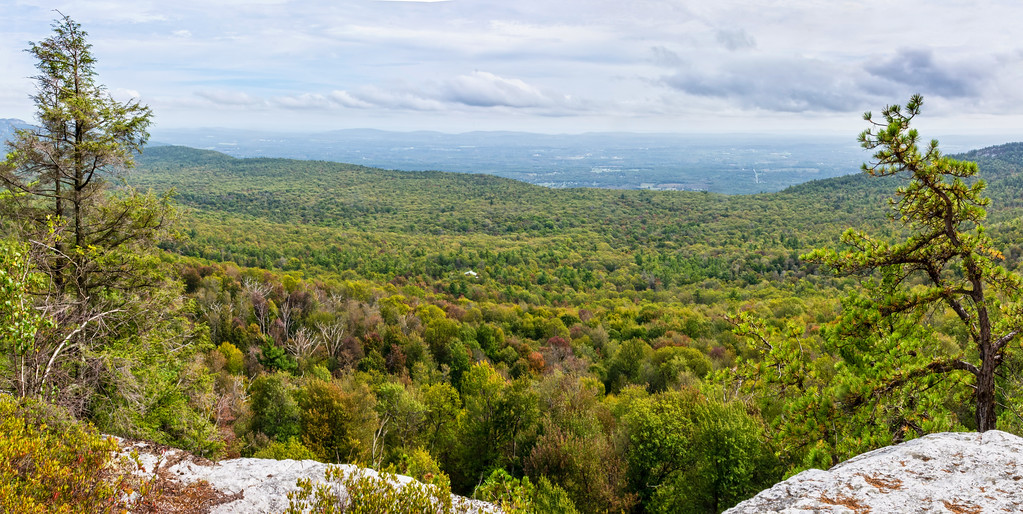 Shawangunk Ridge Panorama