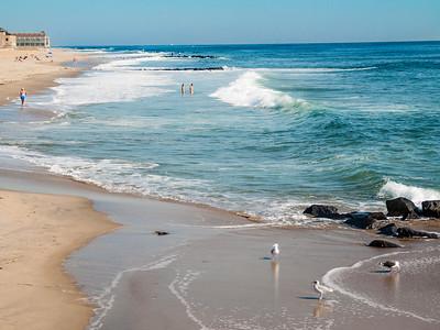 Beautiful Asbury Park Beach