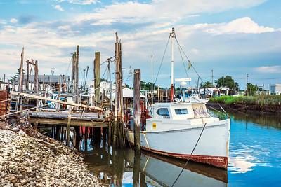 Clam Boat Shoal Harbor