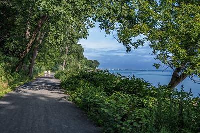 A Walk Along the Bay