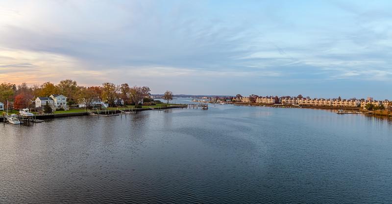 Waterfront Living Panorama