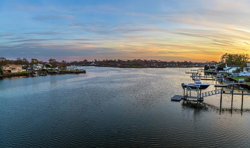 Oceanport Panorama