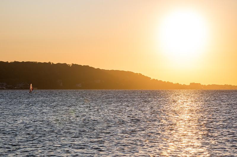 Sandy Hook Bay Sunset
