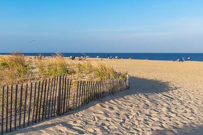 Beach in Long Branch