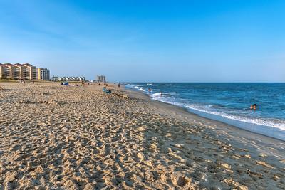 Late Summer Beach