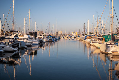 Long Beach Marina
