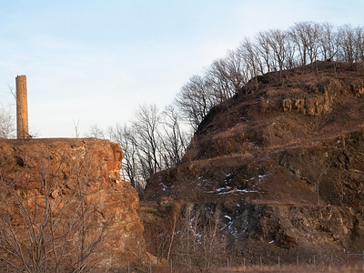 Snake Hill and Cliff