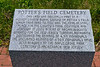 """15X Monument Detail""<br /> The two bodies not moved to Maple Grove Park were the subject of the 2006 award winning documentary, ""Snake Hill""<br /> I highly recommend it. Those two remains were identified and returned to the families for a private burial."
