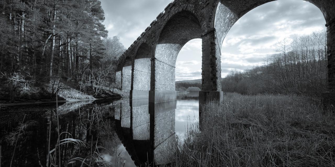Kielder Viaduct, Northumberland