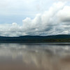 Ashokan Reservoir at the foothills of the Catskill Mountains.