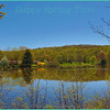 Diamonds Pond in Ulster County New York