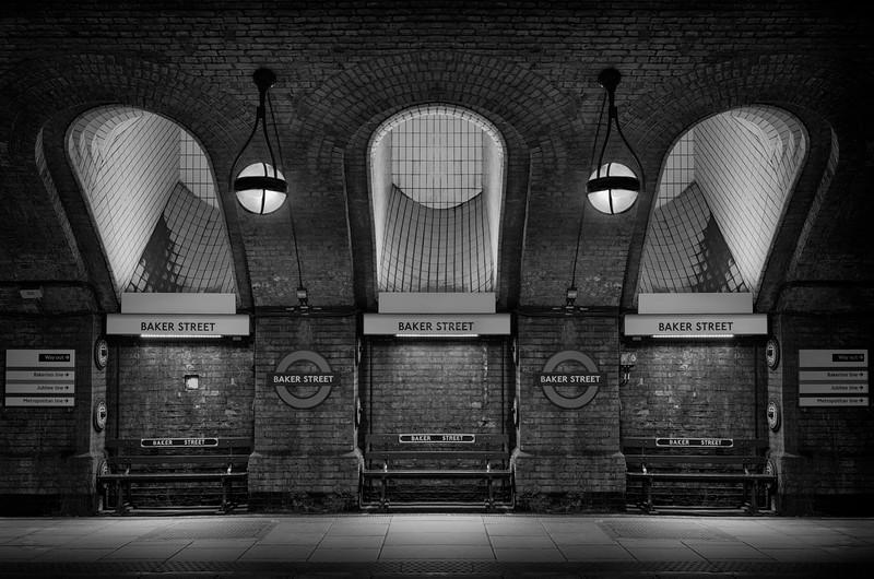 Bakerloo B&W